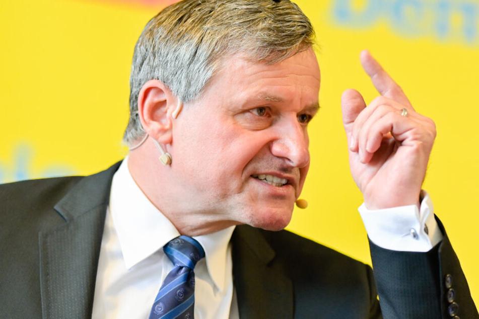 Der 58-jährige gebürtige Tuttlinger ist FDP-Landtagsfraktionschef in Baden-Württemberg.