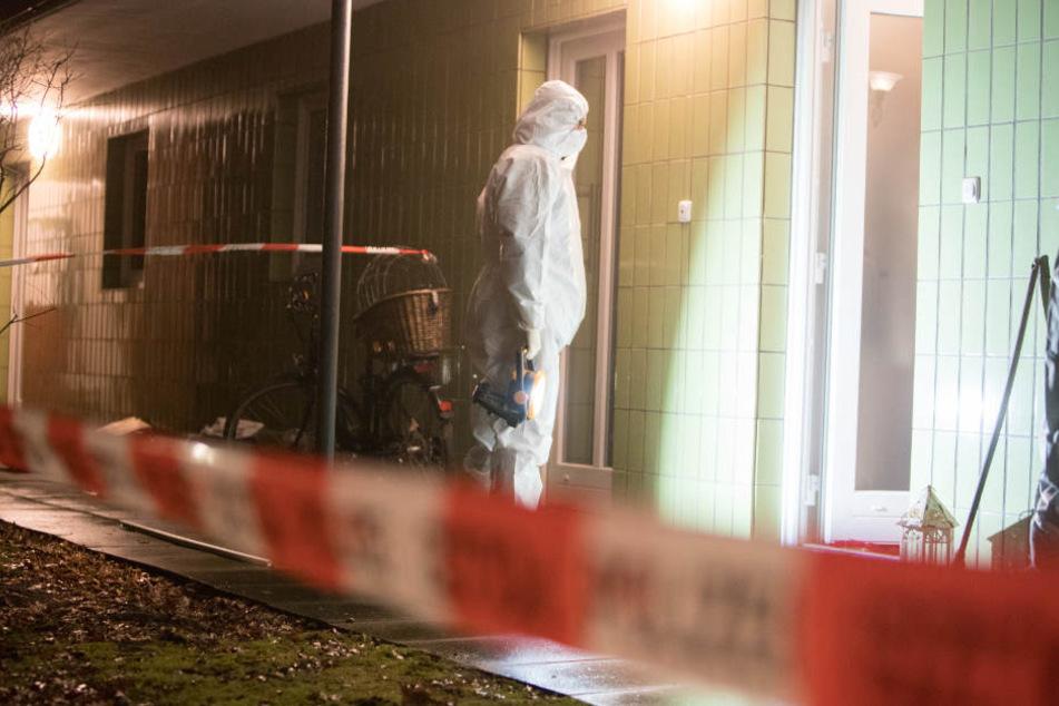 Die Wände voller Blut! Nachbarschaftsstreit in Hamburg eskaliert