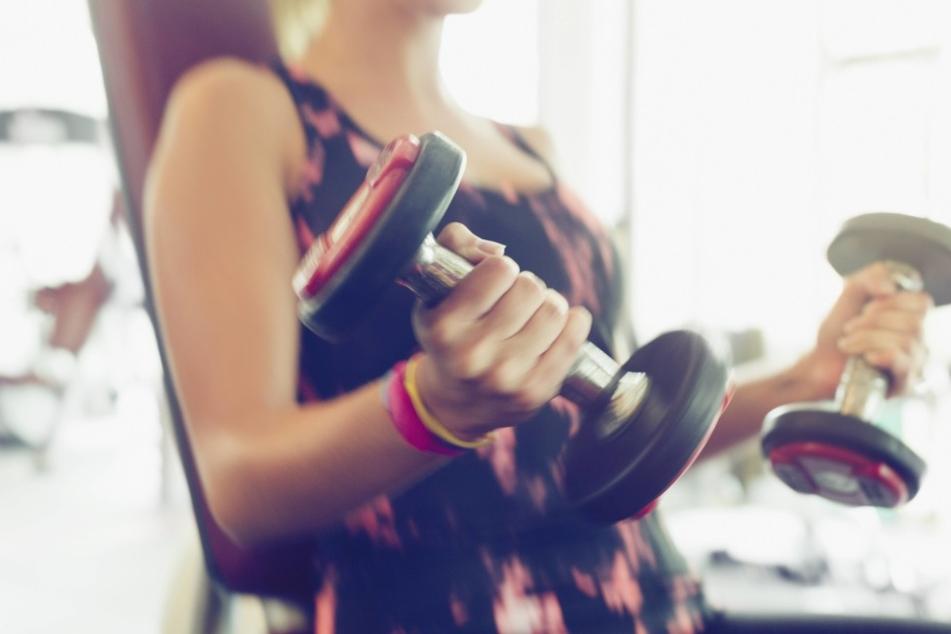 In Nordhausen musste eine Frau aus einem Fitnessstudio befreit werden.