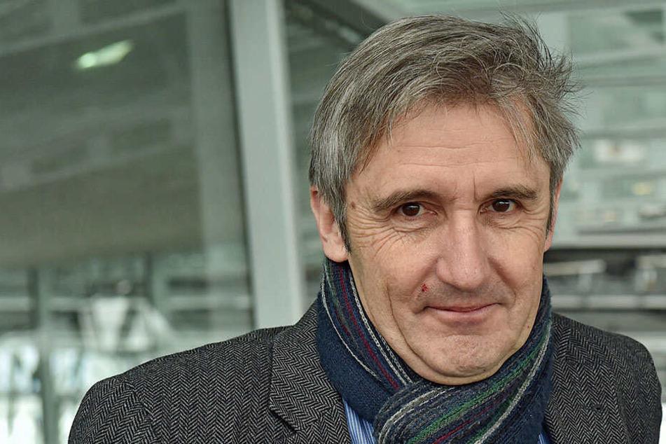 SPD-Landesliste: Frank Richter droht eine Kampfkandidatur!