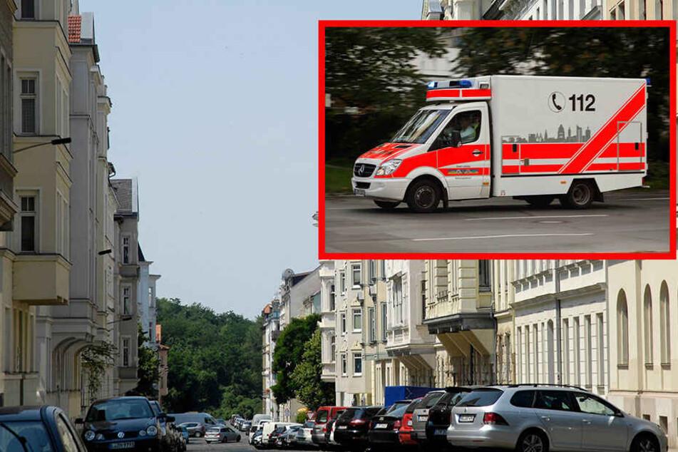 Bei einem Zusammenstoß zweier Autos in der Südvorstadt wurden am Dienstag 3 Menschen schwer verletzt. (Symbolbild)