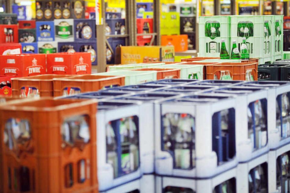Der Getränkehandel sieht sich auf die Hitzewelle gut vorbereitet (Symbolbild).
