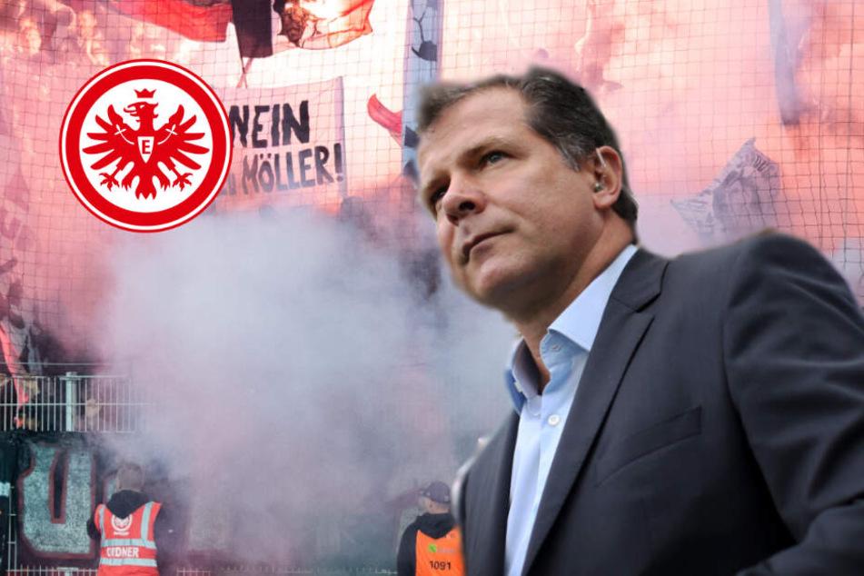 """Wieder Frankfurter Proteste gegen Andreas Möller: """"Persona non grata"""""""