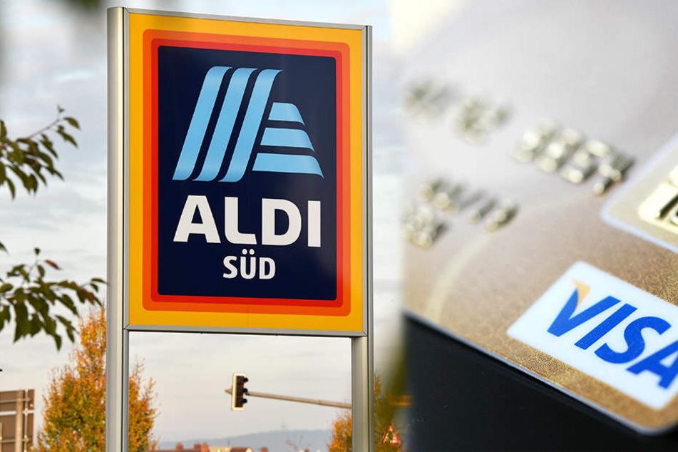 Mehrfach abgebucht! Kreditkarten-Panne bei Aldi zu Jahresbeginn