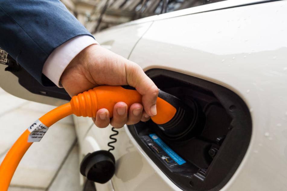 70 Prozent E-Autos bei Neuzulassung ist das erklärte Ziel.