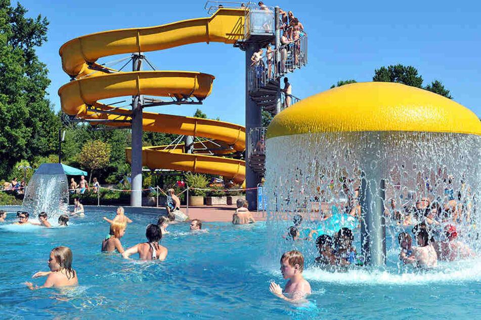 Das Freibad Gablenz hat mit knapp 32.000 Besuchern in der aktuellen Saison die meisten Besucher zu verzeichnen.