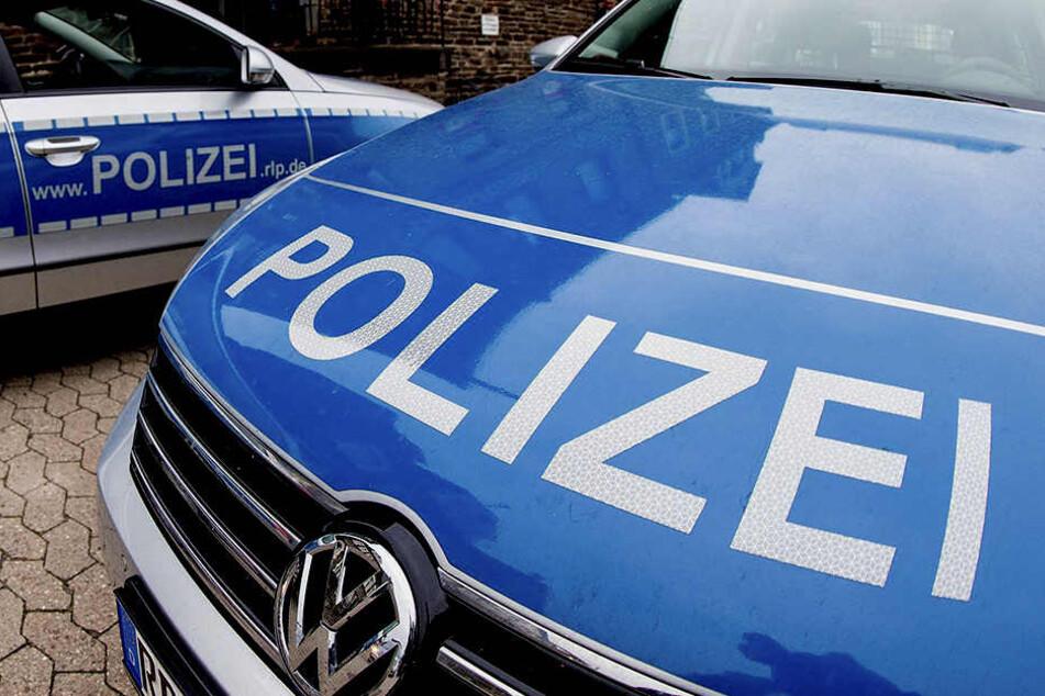 Der Tatort in Hamburg wurde abgesperrt.