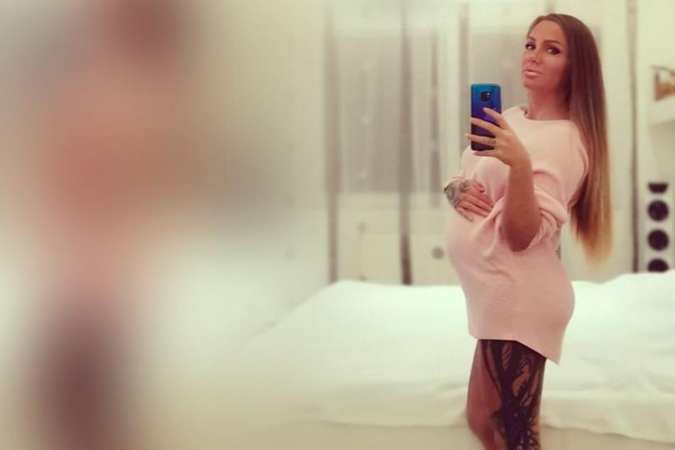 Anfang November erregte Schwesta Ewa mit einem Foto ihres kugelrunden Schwangerschaftsbauches auf Instagram für Aufsehen.