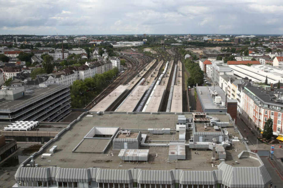 Bis 2023 soll der Bahnhof in Altona umziehen.