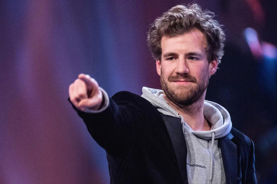Luke Mockridge muss nach Unfall in TV-Show seine Tournee abbrechen