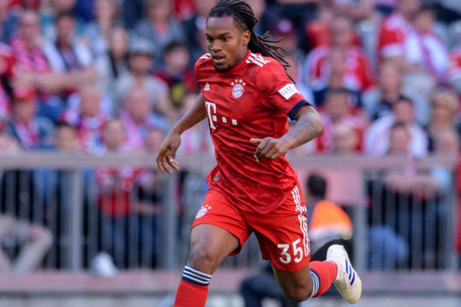 Renato Sanches konnte sich beim FC Bayern München bislang keinen Stammplatz erspielen.