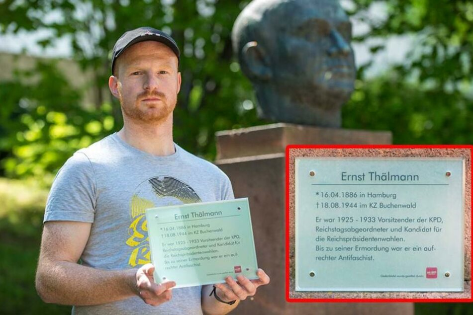 Schämt sich Freibergs CDU für KZ-Opfer Thälmann?