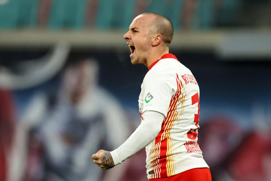 Angelino (24) bleibt RB Leipzig erhalten.