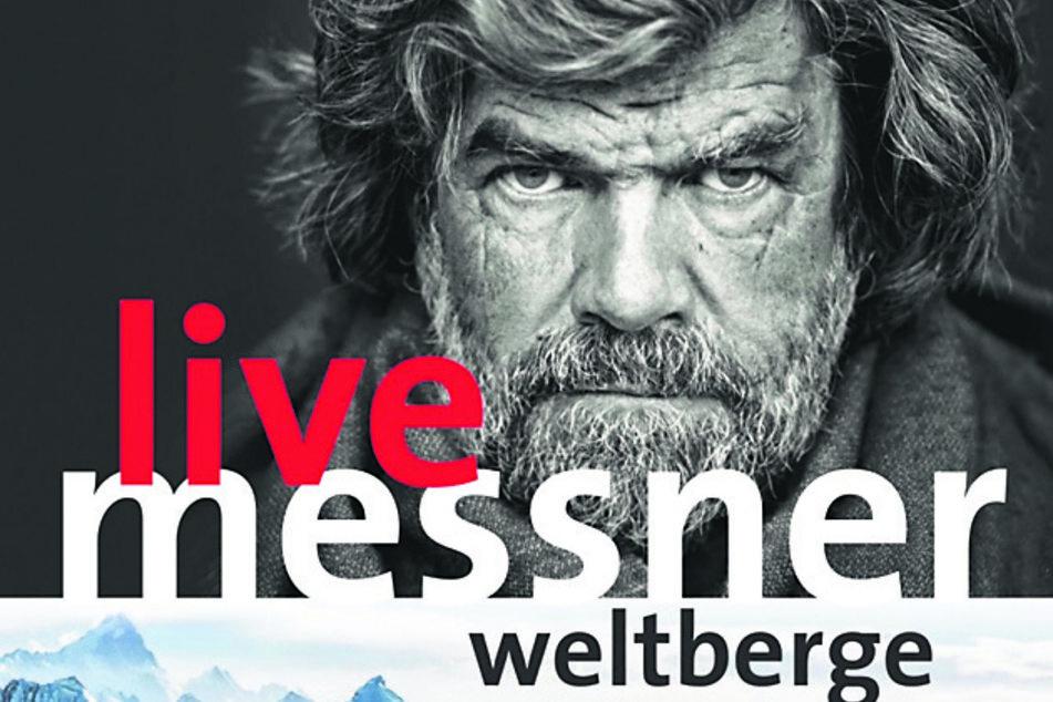 Reinhold Messer kommt mit einem Live-Vortrag und seinem neuesten Dokumentarfilm nach Dresden.