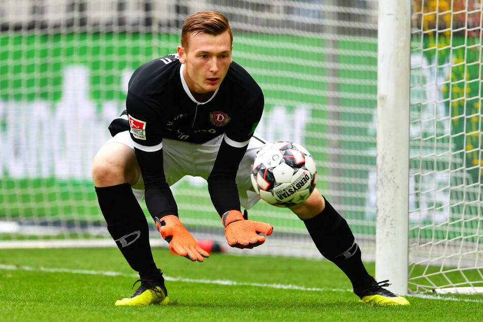 Markus Schubert (23) spielte insgesamt acht Jahre für Dynamo Dresden.