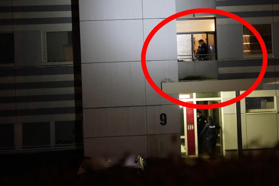 Frau in Hochhaus im Taunus erstochen: Tatverdächtiger festgenommen