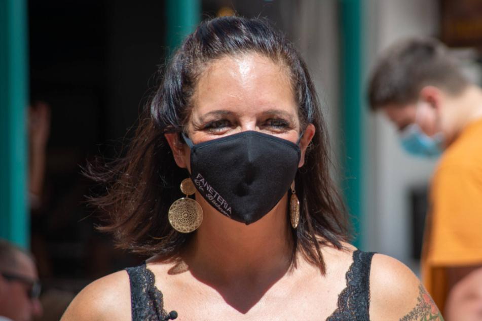 Daniela Büchner (42) ist auf die Einnahmen eigentlich angewiesen.
