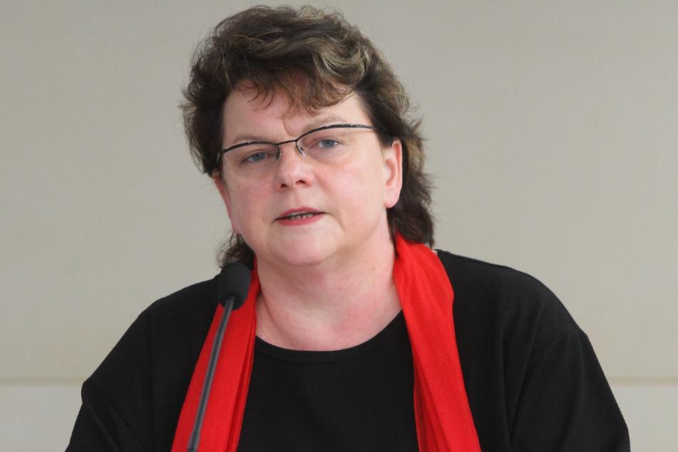 Will den Verschweige-Minister im Innenausschuss befragen: Kerstin Köditz (53), Innenpolitikerin der Linke-Fraktion.