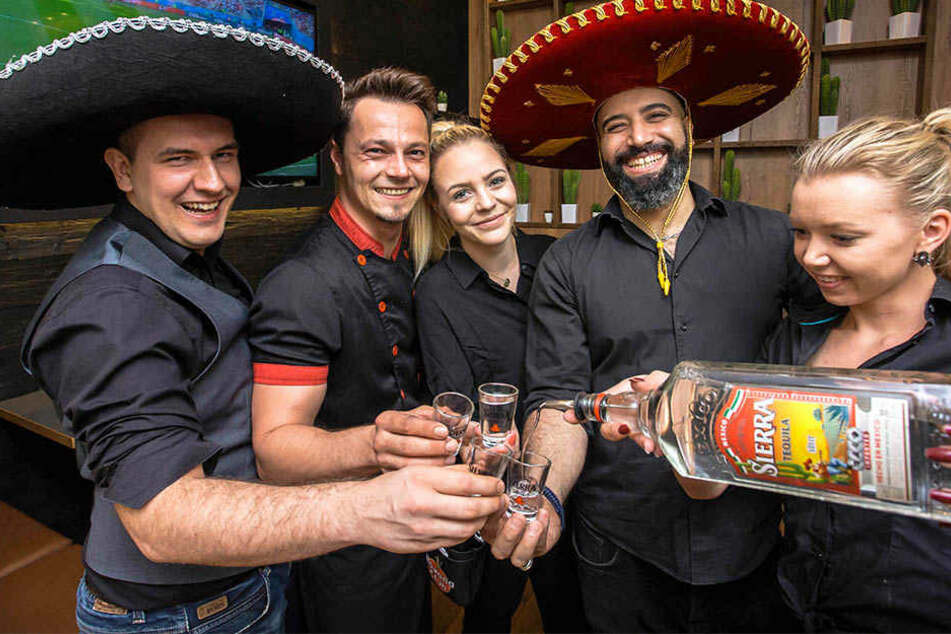 Anpfiff Deutschland Mexiko