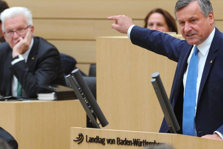 Wegen zu langsamem Internet: FDP-Mann Rülke attackiert Ministerpräsident Kretschmann