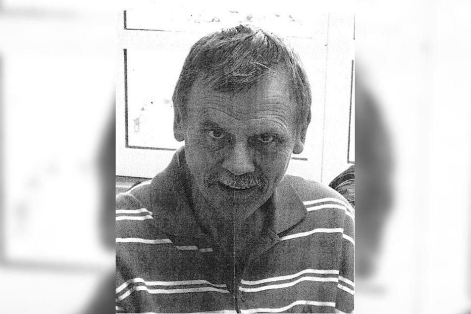 Friedrich S. (61) wird seit Montagnachmittag vermisst.