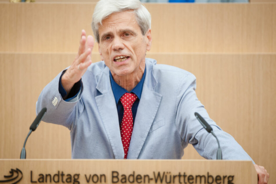 Bleibt weiterhin in der AfD: Wolfgang Gedeon.