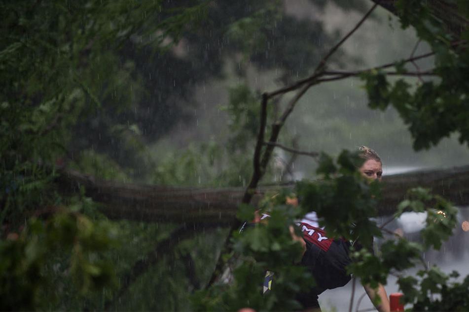Tornado-Alarm: Schwere Unwetter! Erstes Todesopfer