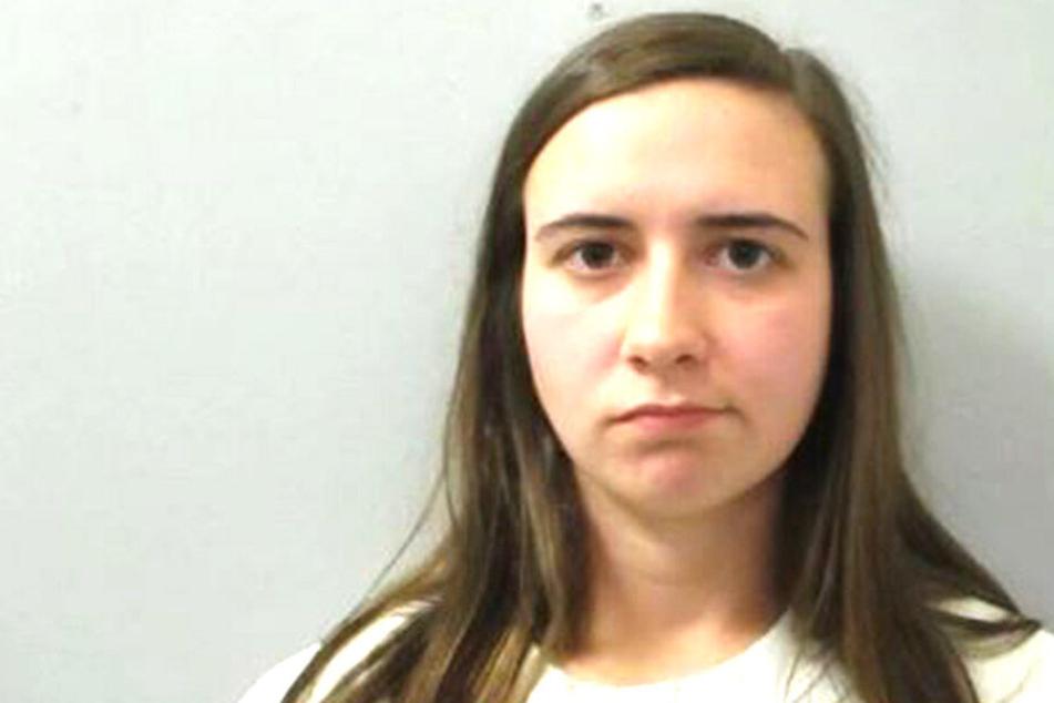 Lyndsey Sherrod Bates (22) droht eine überaus lange Haftstrafe.