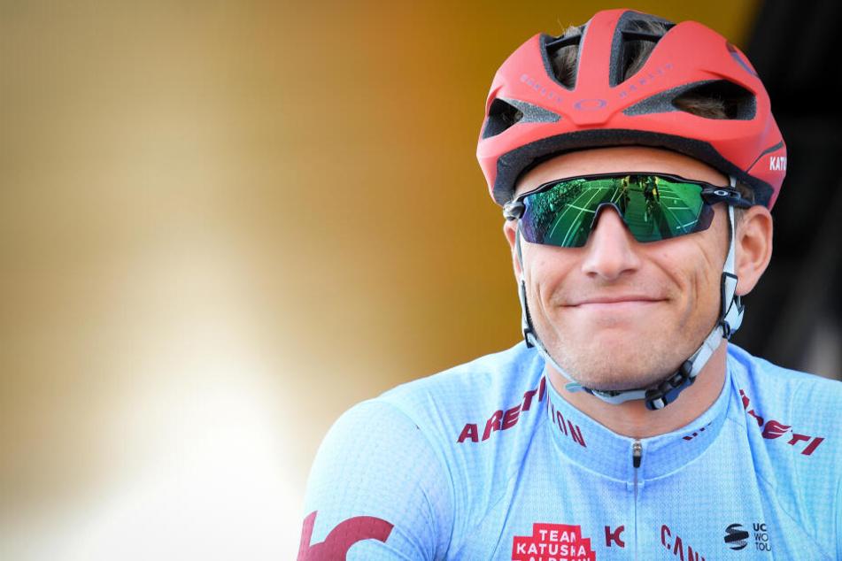 Marcel Kittel gewann in seiner Karriere 14 Etappen der Tour de France.