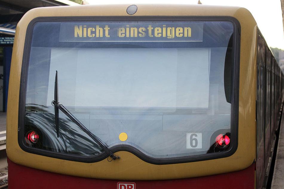 Kabelbrand entpuppt sich als Anschlag: S-Bahn-Verkehr lahm gelegt