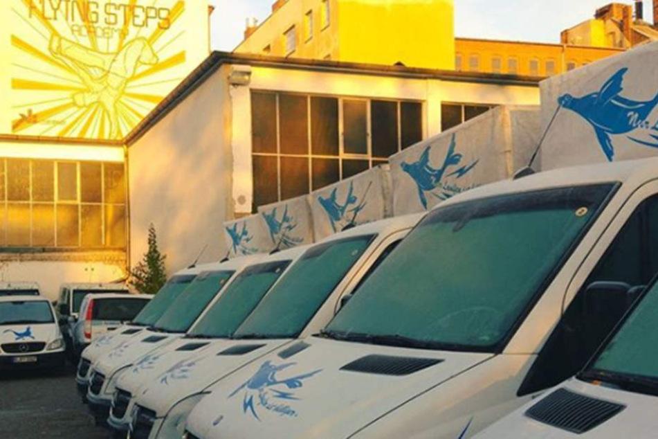 Der Berliner Autoverleih schließt Ende Mai seine bekannteste Filiale in Kreuzberg.
