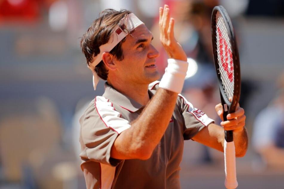 Neunmal hat der Tennis-Profi bei den Gerry Weber Open bereits gewonnen.
