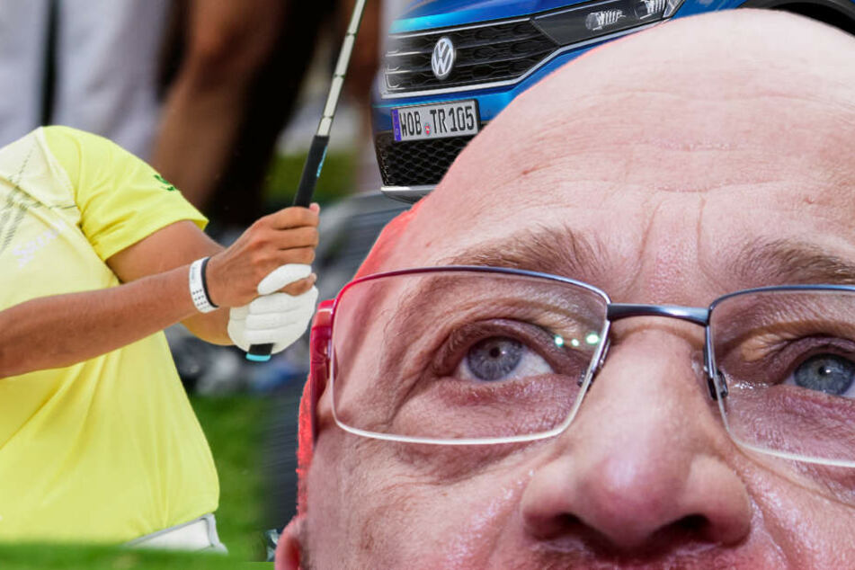 Anwalt erbost: Martin Schulz ätzt gegen Golf