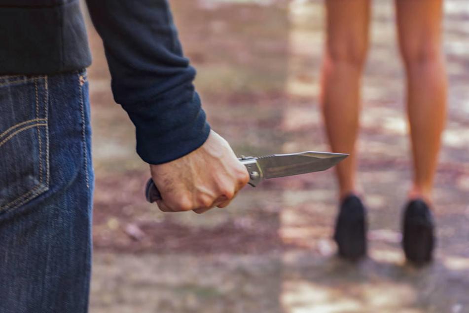 Der Angeklagte hatte sich seine Opfer offenbar zufällig ausgesucht (Symbolbild).