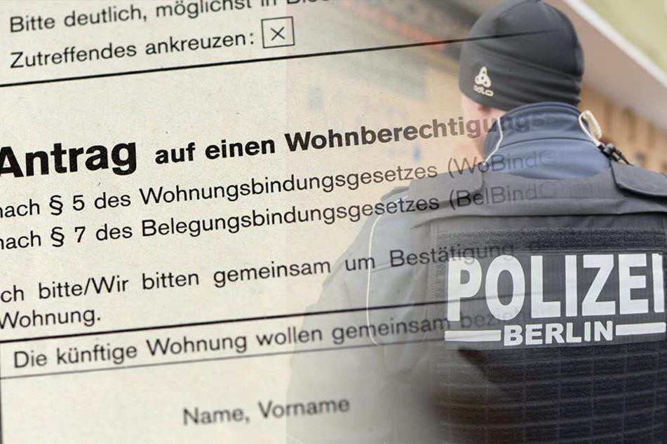 In Berlin dürfen jetzt auch Polizisten in Sozialwohnungen ziehen