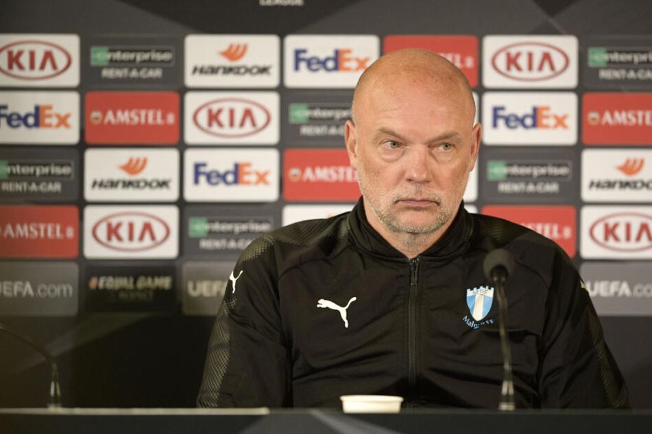 Uwe Rösler (51) soll neuer Trainer in Düsseldorf werden.