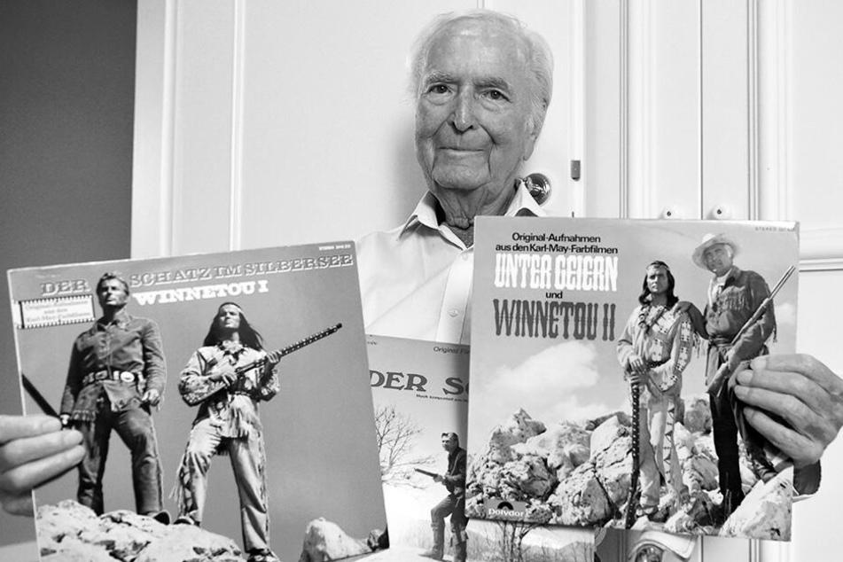 Große Trauer um Winnetou-Komponisten: Martin Böttcher ist tot!