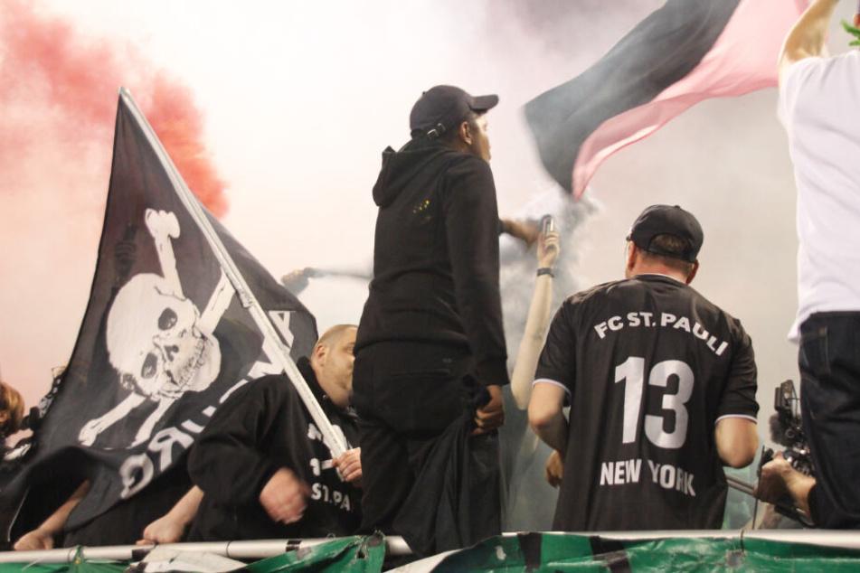 Auch in New York hat der FC St. Pauli Fans.
