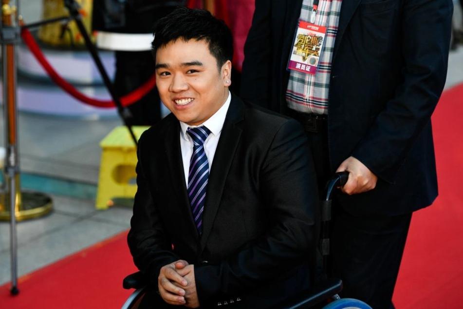 Wenpan Huang wurde nur 22 Jahre alt.
