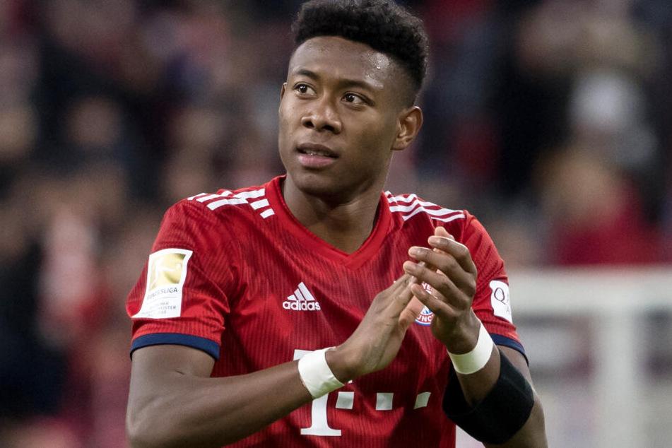 Sogar Bayern-Star David Alaba soll inzwischen in einen möglichen Deal involviert worden sein.