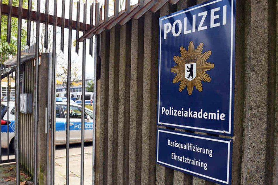 """""""Unterdurchschnittliches Deutsch"""": So steht es um die Berliner Polizeiakademie"""