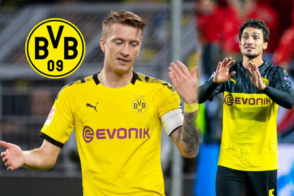BVB-Schock! Dortmund muss kurzfristig auf Reus und Hummels verzichten