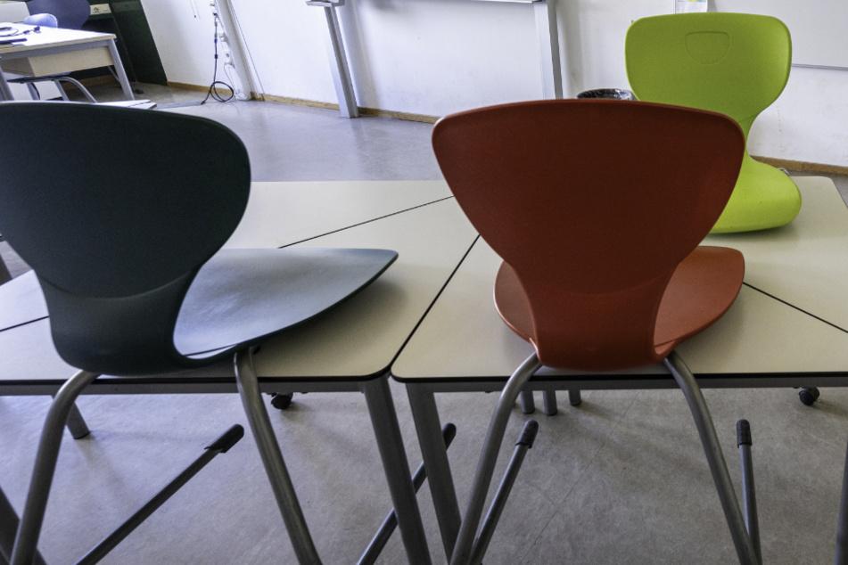 Die Schulen sind unter anderem in Bayern geschlossen. (Symbolbild)