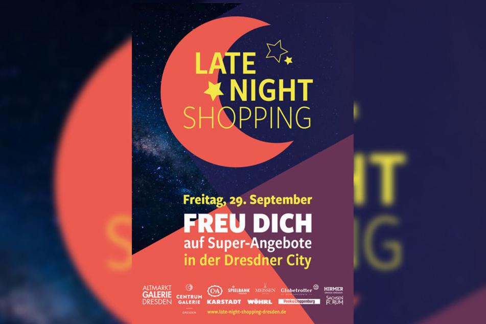 Einkaufen Bis Mitternacht Heute Steigt Late Night Shopping In Dresden Tag24