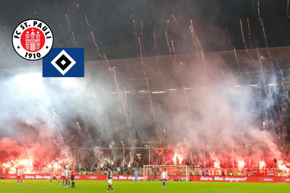 Fans des FC St. Pauli müssen nach Polizei-Verbot Route von Fanmarsch ändern