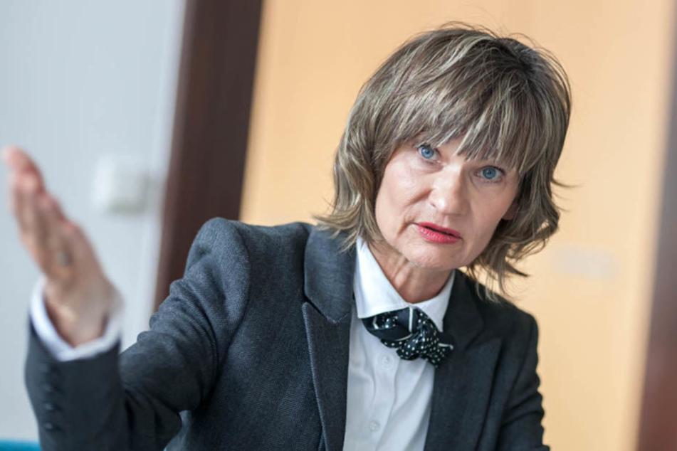 OB Barbara Ludwig (55, SPD) verriet die Pläne für 2018, um das Gunzenhauser noch bekannter machen.