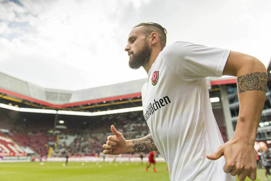 """Künftig wird Giuliano Modica regelmäßig im Fritz-Walter-Stadion auflaufen. Dann allerdings im Trikot der """"Roten Teufel""""."""