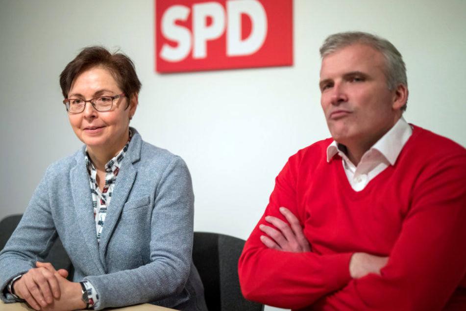 Heike Taubert übernimmt Andreas Bauseweins Posten vorerst bis Juni.