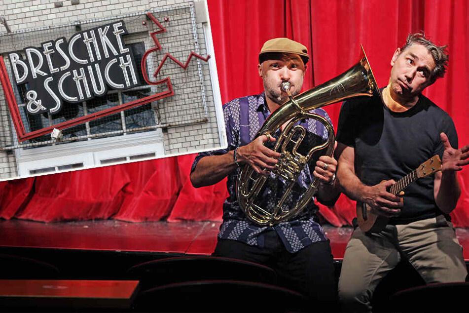 Dresden: Breschke & Schuch: Dresdner Theater erfindet sich neu