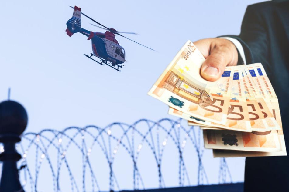 Pannen bei Abschiebung? Terrorhelfer macht mit 7.000 Euro den Abflug!